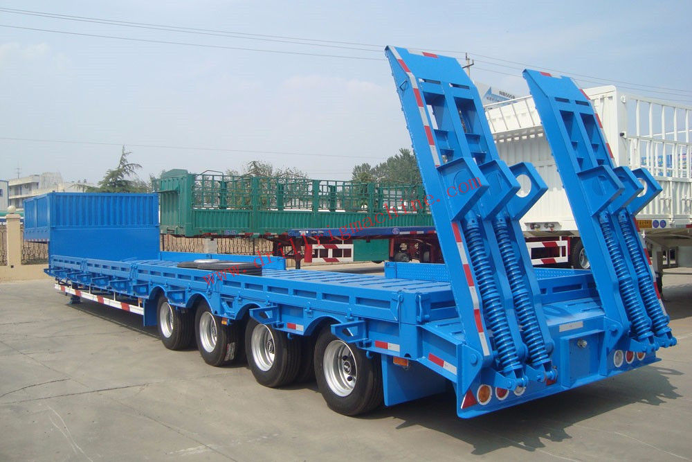 60 tonne 80 tonnen hochleistungs lkw niedriger bett halb for Porte char 60 tonnes